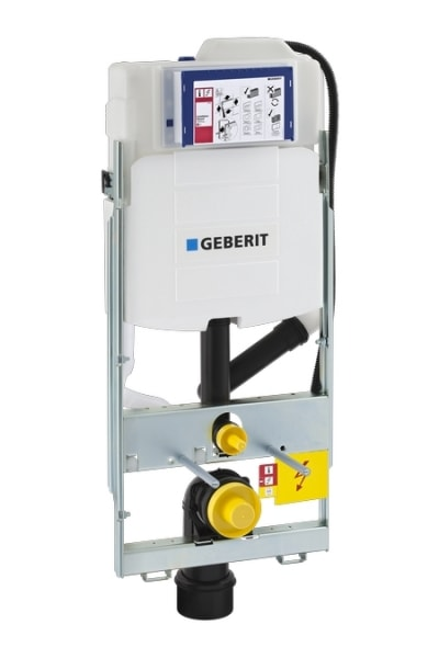 Element montażowy do WC Geberit GIS z odciągiem H114 461.370.00.5