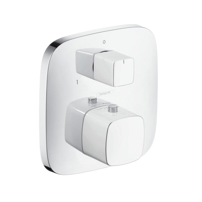 Bateria prysznicowa termostatyczna podtynkowa Hansgrohe PuraVida 15771000