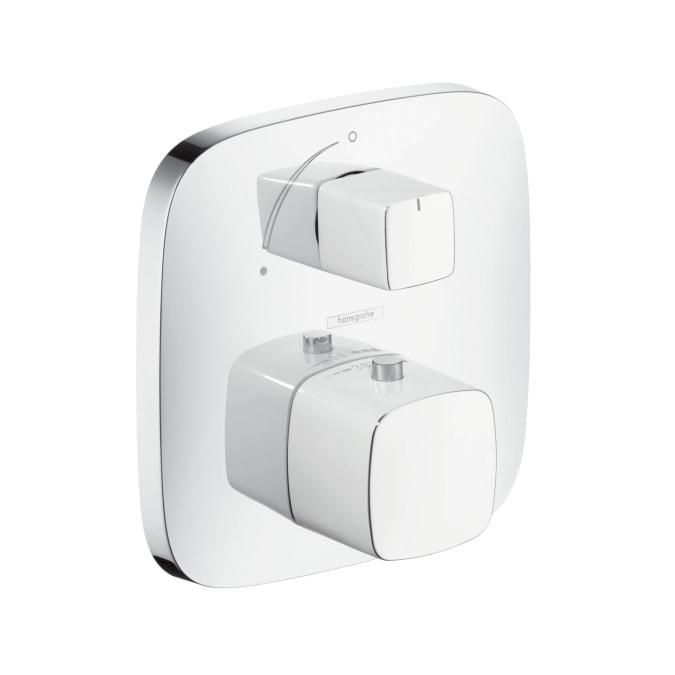 Bateria prysznicowa termostatyczna podtynkowa Hansgrohe PuraVida 15775000
