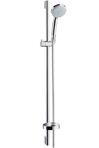 Zestaw prysznicowy Hansgrohe Croma 100 Vario/Unica C 27771000
