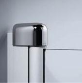 Zdjęcie Parawan nawannowy Huppe Design elegance 1-częściowy 75cm 8E1901.087.322 Anti-plaque