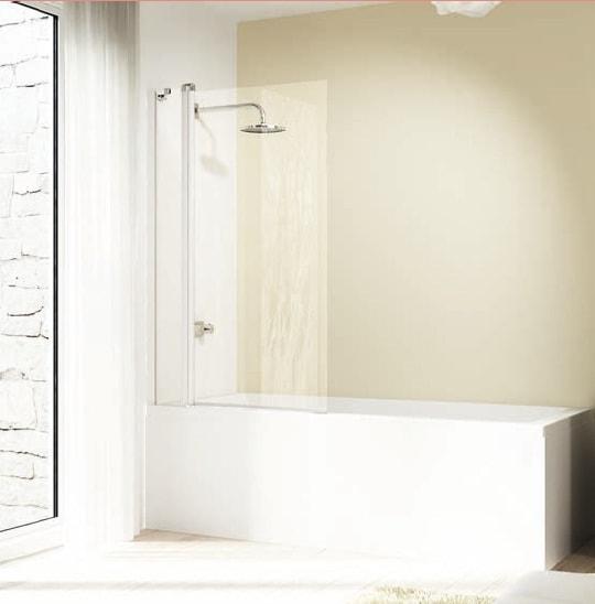 Parawan nawannowy Huppe Design elegance 2-częściowy 95cm 8E2001.087.321