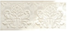 Listwa ścienna Italgraniti Onice D Bianco Damasco 14x30,5