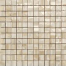 Mozaika ścienna Italgraniti Onice D Bianco Agata 30,5x30,5 rektyfikowana