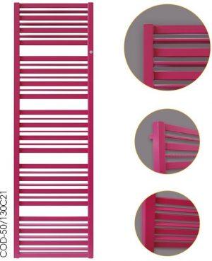 Grzejnik łazienkowy Instal-Projekt Code COD-40/60 kolory