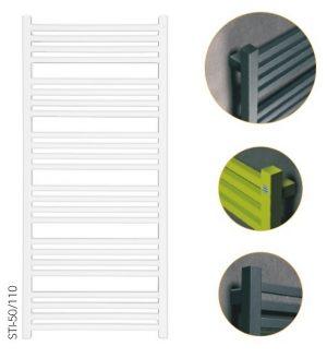 Grzejnik łazienkowy Instal-Projekt Stick STI-40/70B kolory