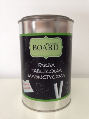 Farba tablicowa-magnetyczna Stare Cegły Perfect Board 0,75l