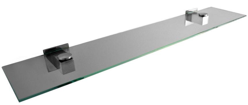 Półka szklana prostokątna Jedavid Evolution BD-202/A