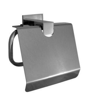 Wieszak do papieru toaletowego z klapką Jedavid Square BD-855