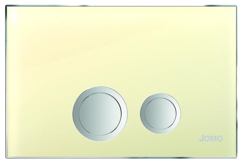 Przycisk Jomo Avantgarde 167-30001020-00 jasny beżowy