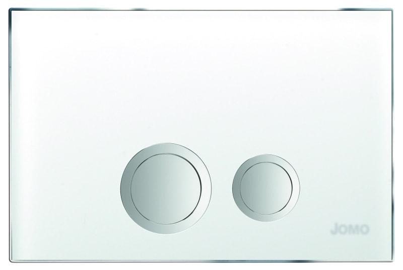 Przycisk Jomo Avantgarde 167-30001180-00 biały matowy