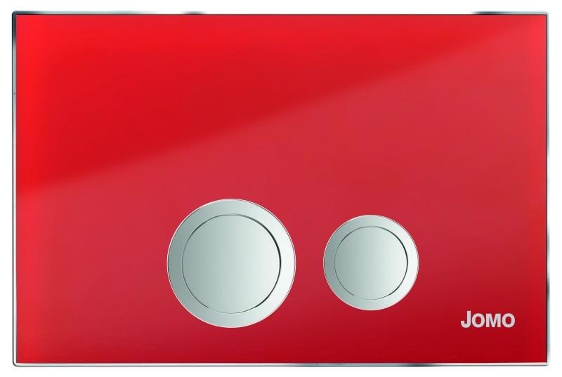 Przycisk Jomo Avantgarde 167-30001240-00 czerwony