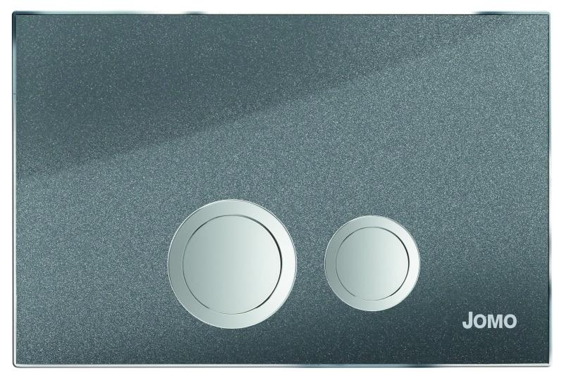 Przycisk Jomo Avantgarde 167-30001820-00 czarny gwieździsty