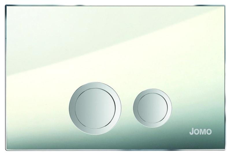 Przycisk Jomo Avantgarde 167-30001901-00 szkło dymione grafit