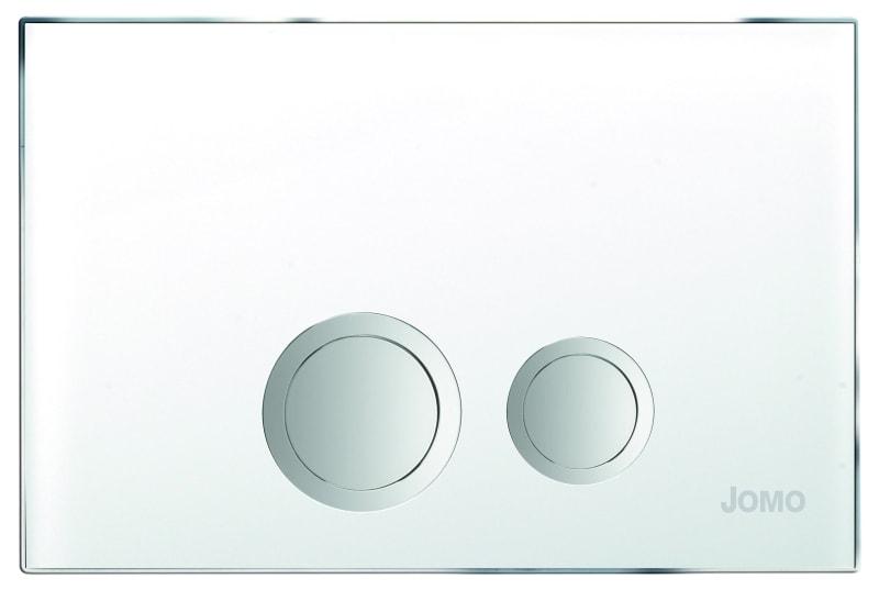Przycisk Jomo Avantgarde 167-30009003-00 biały