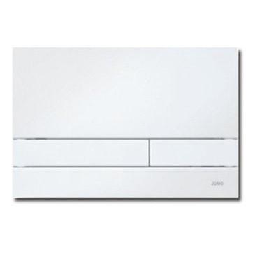 Przycisk Werit Jomo Exclusive 2.1 szkło białe 167-37009003-00