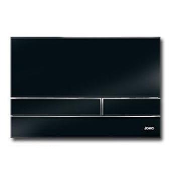 Przycisk Werit Jomo Exclusive 2.1 szkło czarne 167-37009005-00