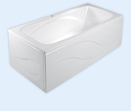 Wanna Pool-Spa Klio prostokątna 170x70 z hydromasażem SD1 PHPA4..SD1C0000