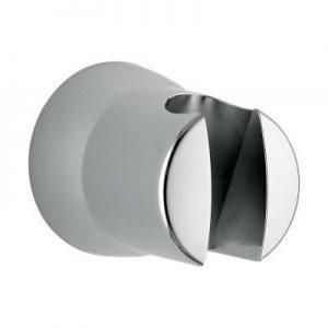 Ścienny uchwyt natryskowy, biały Kludi Sirena 6305043-00