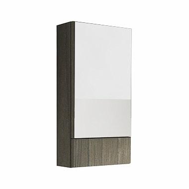 Szafka wisząca z lustrem Koło Nova Pro 46cm szary jesion 88439-000