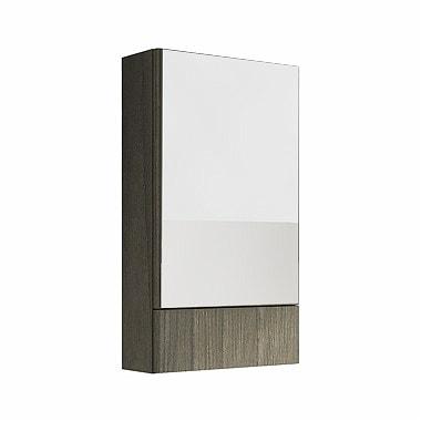 Szafka wisząca z lustrem Koło Nova Pro 49cm szary jesion 88440-000