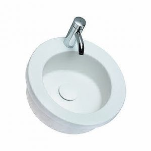 Umywalka wpuszczana w blat Koło Coctail 45cm L31845000
