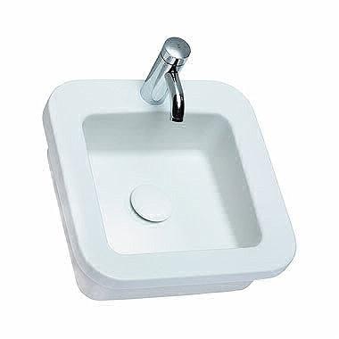 Umywalka wpuszczana w blat Koło Coctail 45cm L31846000