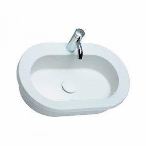 Umywalka wpuszczana w blat Koło Coctail 65cm L31865000
