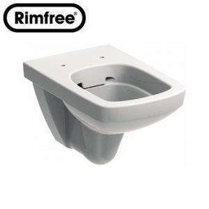 Miska WC wisząca Rimfree Koło Nova Pro bez kołnierza M33123