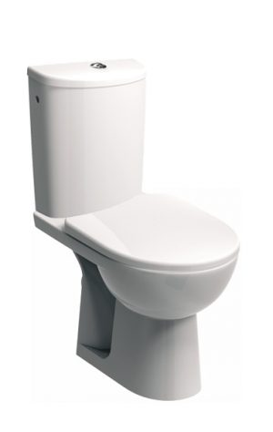 Kompakt WC Koło Nova Pro z odpływem poziomym M33200+M34010