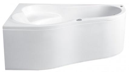Wanna narożna Pool-Spa Leda asymetryczna 150x100cm Lewa PWAE5..ZN000000
