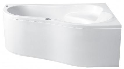 Wanna narożna Pool-Spa Leda asymetryczna 150x100cm Prawa PWAE4..ZN000000