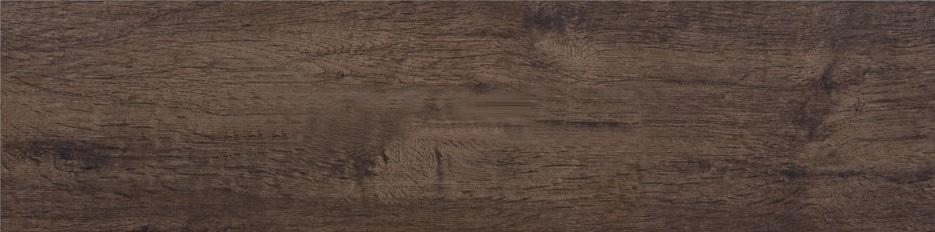 Płytka podłogowa deskopodobna Ceramika Limone Bosque Brown Marron 15,5x62 cm