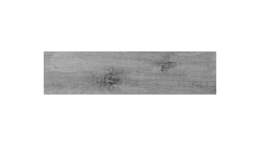 Płytka podłogowa deskopodobna Ceramika Limone Bosque Grey/Grigio 15,5x62 cm