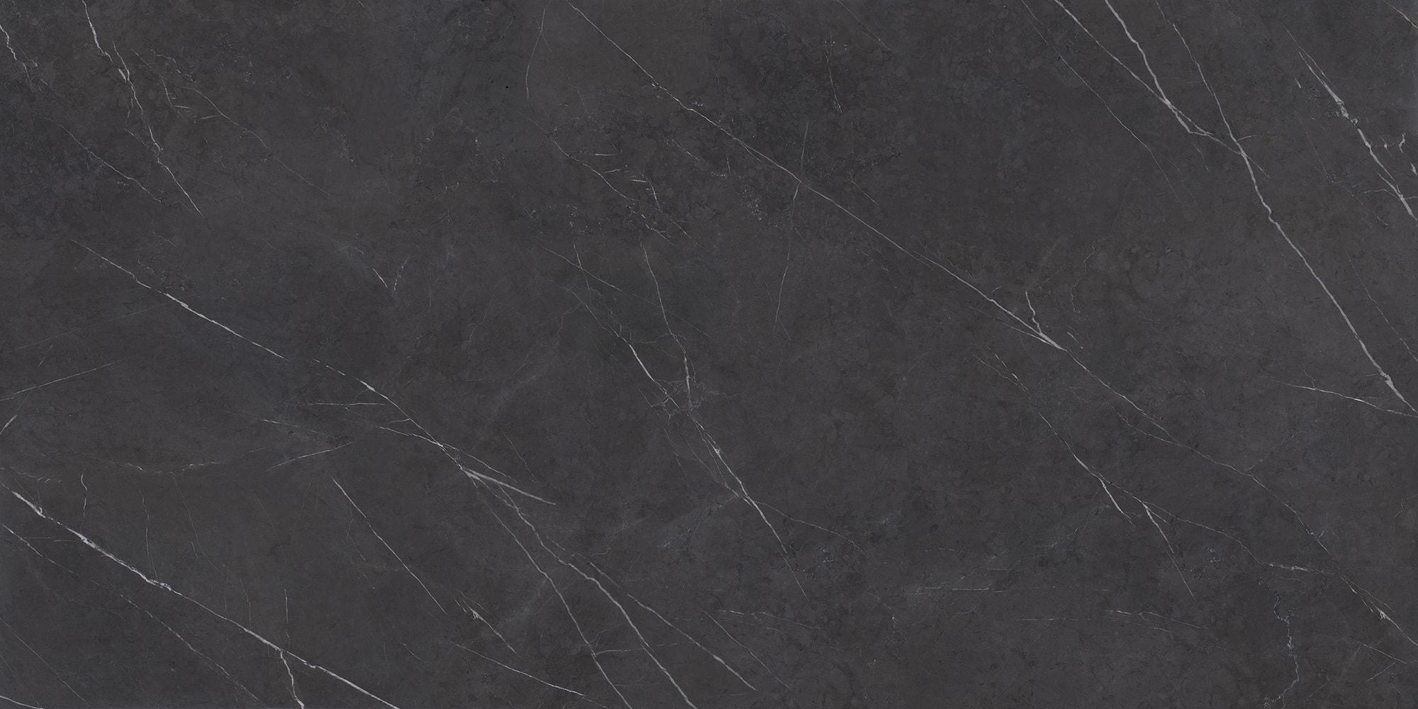 Płytka podłogowa Ultime Cerrad Marquina black poler 162x324cm 43902