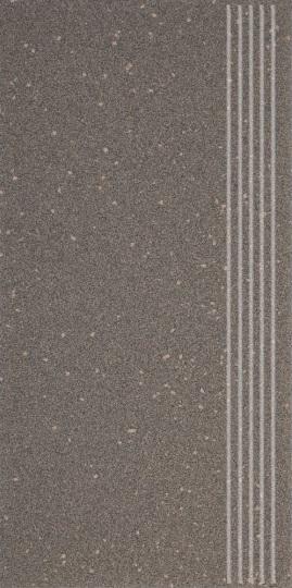 Stopnica podłogowa Nowa Gala Basis BS13 30x60cm ciemny szary