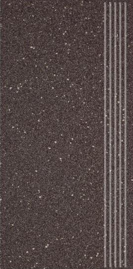 Stopnica podłogowa Nowa Gala Basis BS14 30x60cm czarny