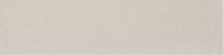 Stopnica frezowana naturalna Nowa Gala Concept 12 jasny szary 29,7x119,7 - 1 op.
