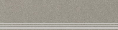 Stopnica frezowana naturalna Nowa Gala Concept 13 jasny szary 29,7x119,7 - 1 op.