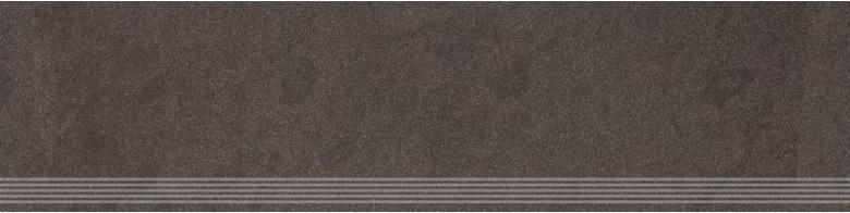 Stopnica frezowana naturalna Nowa Gala Concept 14 czarna 29,7x119,7 - 1 op.