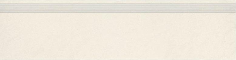 Stopnica frezowana polerowana Nowa Gala Concept 99 super biała 29,7x119,7 - 1 op.