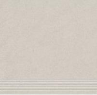 Stopnica frezowana naturalna Nowa Gala Concept 12 jasny szary 29,7x29,7 - 1 op.