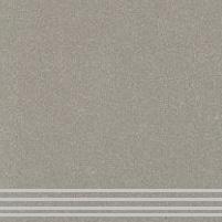 Stopnica frezowana naturalna Nowa Gala Concept 13 ciemny szary 29,7x29,7 - 1 op.