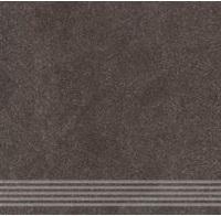 Stopnica frezowana naturalna Nowa Gala Concept 14 czarna 29,7x29,7 - 1 op.