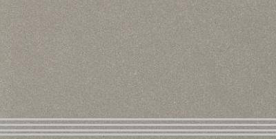 Stopnica frezowana polerowana Nowa Gala Concept 13 ciemny szary 29,7x59,7 - 1 op.