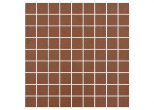 Mozaika podłogowa Nowa-Gala Monotec czerwony M-k-MT 06 29,7x29,7cm