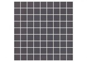 Mozaika podłogowa Nowa-Gala Monotec ciemno szary M-k-MT 13 29,7x29,7cm