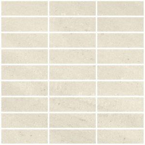 Mozaika podłogowa Nowa Gala Vario M-c VR01 biały 29,7x29,7cm