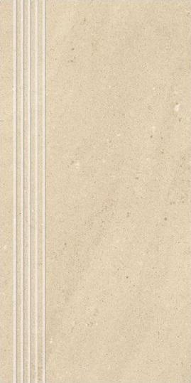 Stopnica Nowa Gala Vario VR02 jasny beż 29,7x59,7cm naturalna
