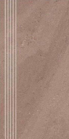 Stopnica Nowa Gala Vario VR04 jasny brąz 29,7x59,7cm naturalna